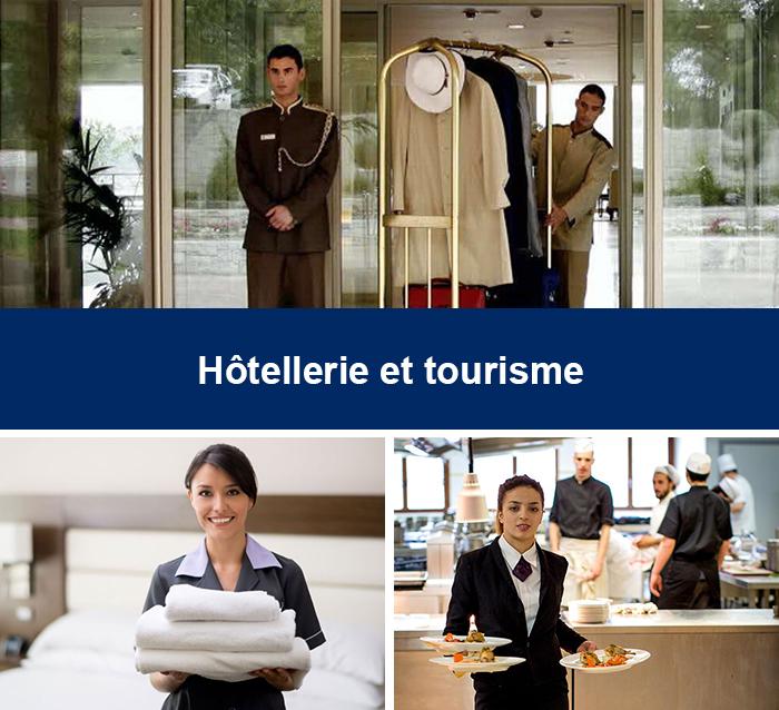 Hôtellerie et tourisme